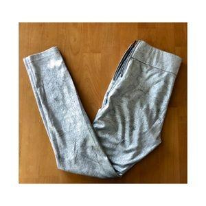 Silver Zara leggings